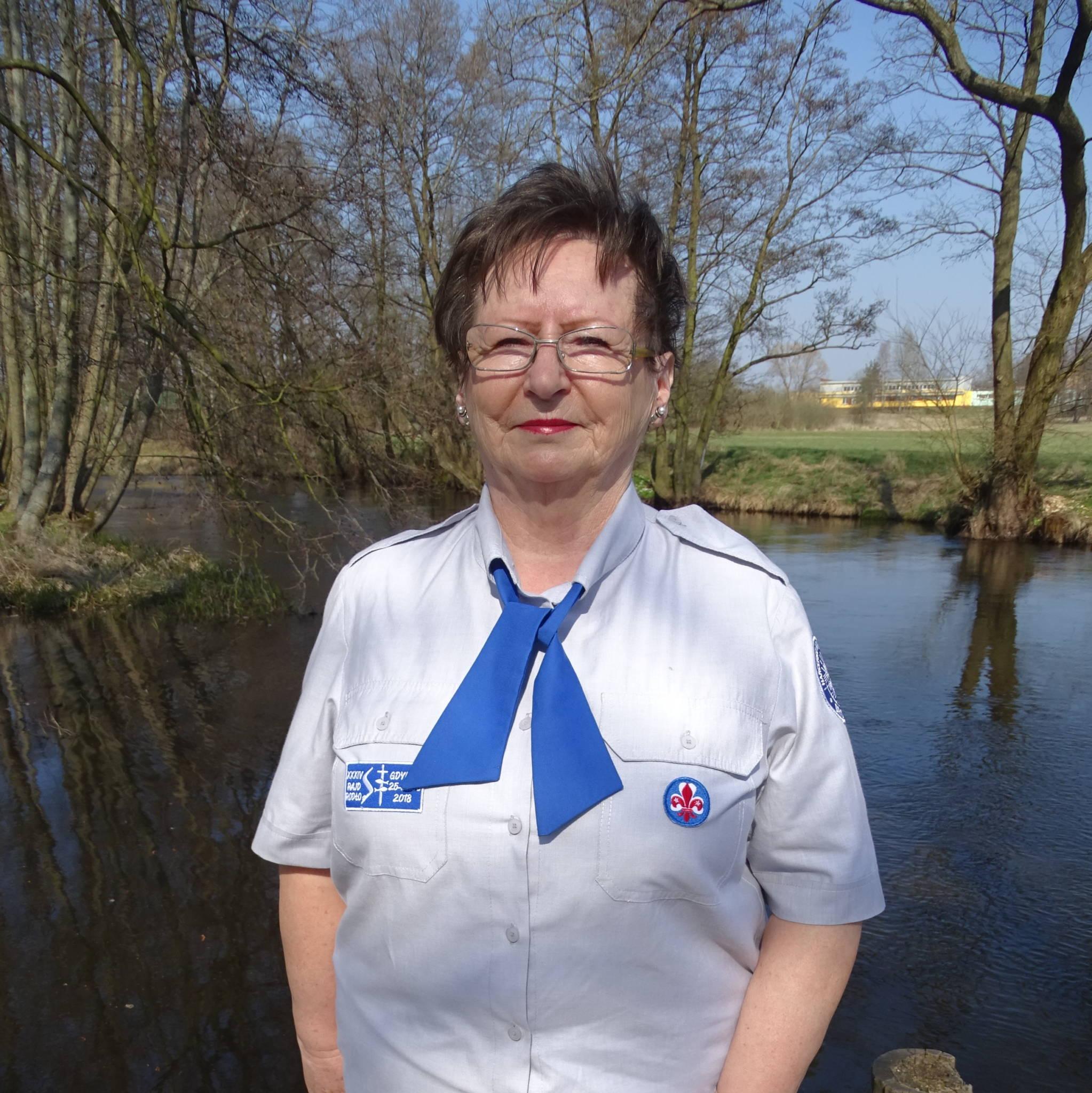 phm. Maria Galińska