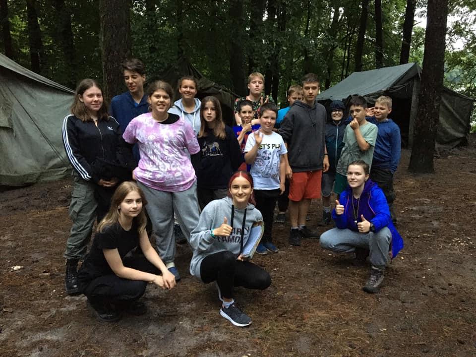 Obóz Szczepu Delta z Hufca Gdańsk-Portowa